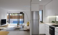 Modern bright villas 300 meters from the beach (3)