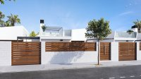 Modern bright villas 300 meters from the beach (8)