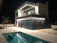 Stunning independent villas with private pool and optional solarium and basement (16)