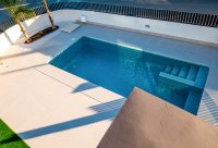 Stunning independent villas with private pool and optional solarium and basement (1)