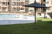 Bright, spacious 3, bedroom apartment on gated community with large pool (13)
