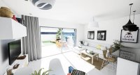 Lovely townhouses with communal pool and optional solarium walkable to amenities (2)