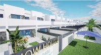 Lovely townhouses with communal pool and optional solarium walkable to amenities (9)