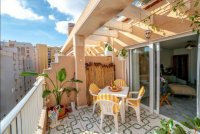 2 bed, 2 bath, penthouse apartment on gated community only 150 meters from beach (0)