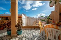 2 bed, 2 bath, penthouse apartment on gated community only 150 meters from beach (14)
