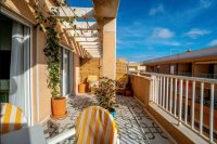 2 bed, 2 bath, penthouse apartment on gated community only 150 meters from beach (15)