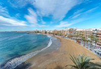2 bed, 2 bath, penthouse apartment on gated community only 150 meters from beach (22)
