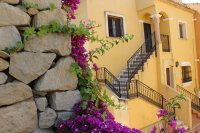LONG TERM RENTAL (Min. six months) - Delightful, fully furnished apartment  + Community pool  (12)