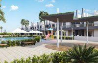 New modern apartments, white goods included, walkable to the beach (7)