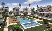 Stunning new design townhouses overlooking the communal pool (0)