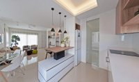 Stunning new design townhouses overlooking the communal pool (2)
