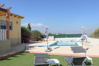 Two bed finca with private pool, stunning views and separate 1 bed accommodation  (37)