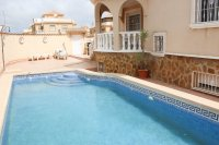 Detached 4 bed 3 bath villa with both private & communal pool and off road parking (1)