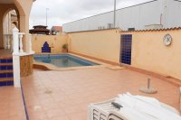 Detached 4 bed 3 bath villa with both private & communal pool and off road parking (26)