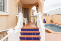 Detached 4 bed 3 bath villa with both private & communal pool and off road parking (24)