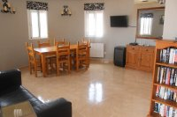Detached 4 bed 3 bath villa with both private & communal pool and off road parking (6)