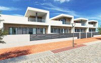 Stylish contemporary villas with pool and white goods included (11)