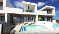Stylish contemporary villas with pool and white goods included (8)