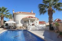 Beautiful south facing detached 4 bed 3 bath villa with private pool