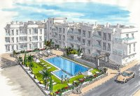 New modern town centre apartments walkable to the beach. (0)
