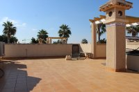 Lovely detached 3 bed, 2 bath villa in El Raso overlooking the pool (15)