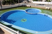 Lovely detached 3 bed, 2 bath villa in El Raso overlooking the pool (1)