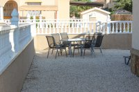 Lovely detached 3 bed, 2 bath villa in El Raso overlooking the pool (13)