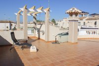 Lovely detached 3 bed, 2 bath villa in El Raso overlooking the pool (14)