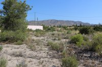 Land for sale, good location including large trailer, building permission pending. (3)