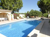 Beautiful south facing villa in the heart of Campoverde (23)