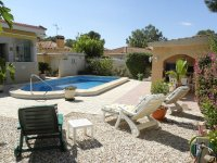 Beautiful south facing villa in the heart of Campoverde (24)