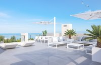 Modern design apartments with communal pool walkable to the beach (2)