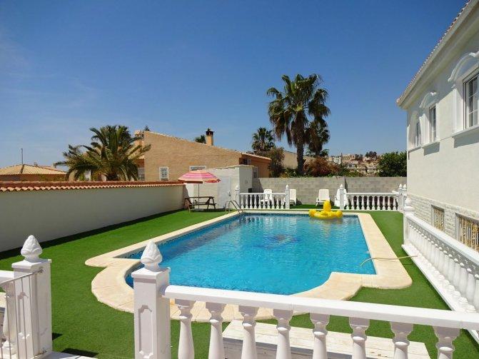 Villa in  Spain (8) - 2032