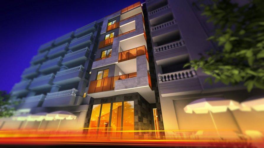 New build apartment in La Mata