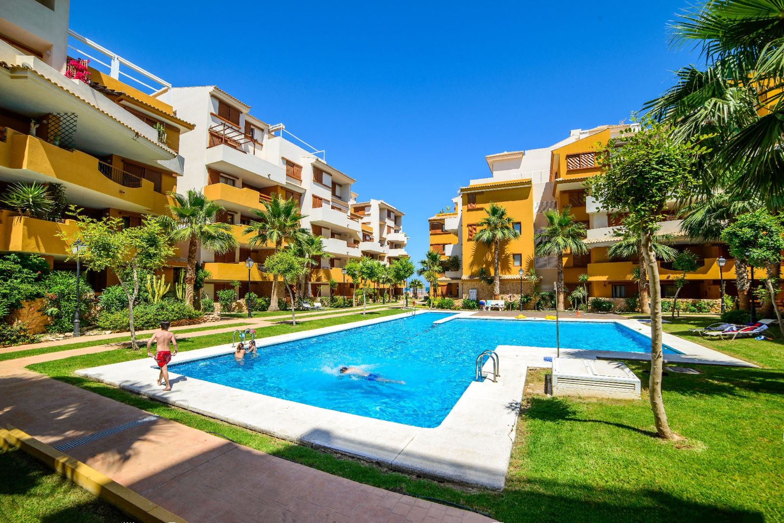 Ref:71154 Apartment For Sale in Orihuela Costa