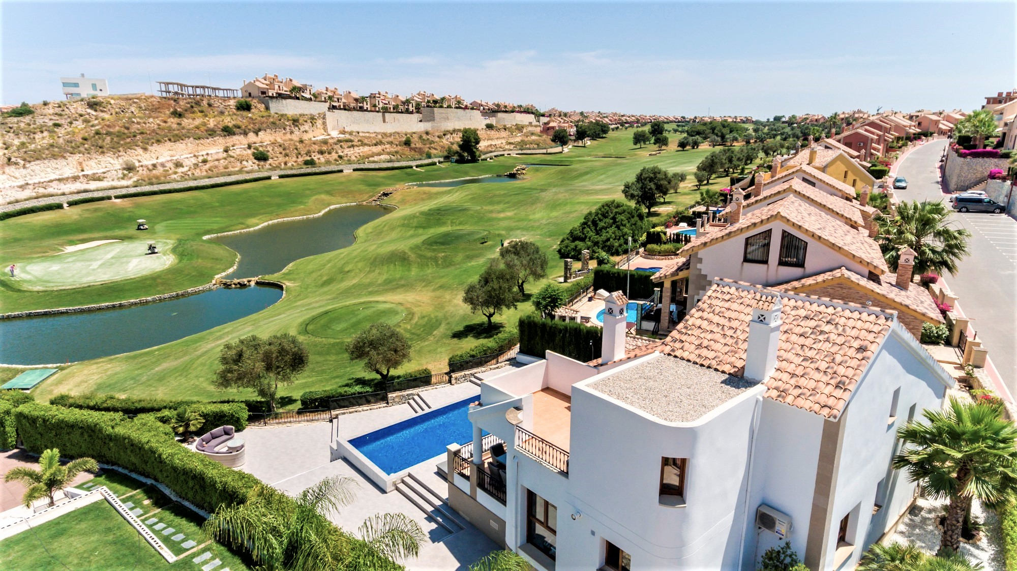 Ref:410218 Villa For Sale in Algorfa - La Finca Golf Resort