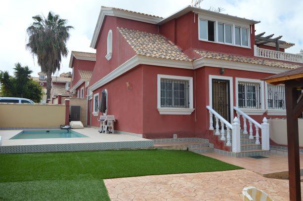 Ref:410317 Semi-Detached For Sale in Orihuela Costa