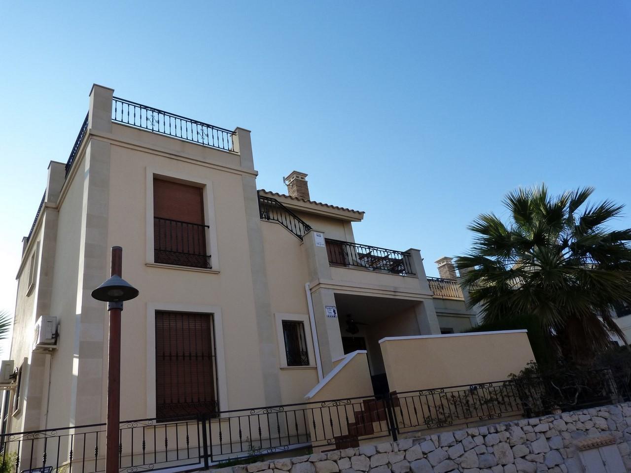 Ref:ST-958 Apartment For Sale in Algorfa - La Finca Golf Resort