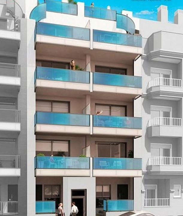 Ref:9112 Apartment For Sale in Torrevieja