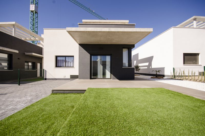 Ref:9115 Villa For Sale in Lorca