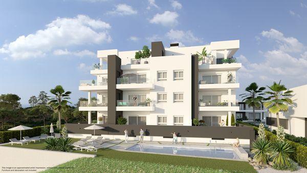 Ref:658002 Apartment For Sale in Orihuela Costa