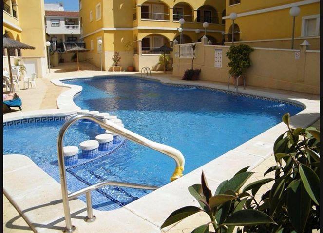 Ref:410440 Apartment For Sale in Algorfa