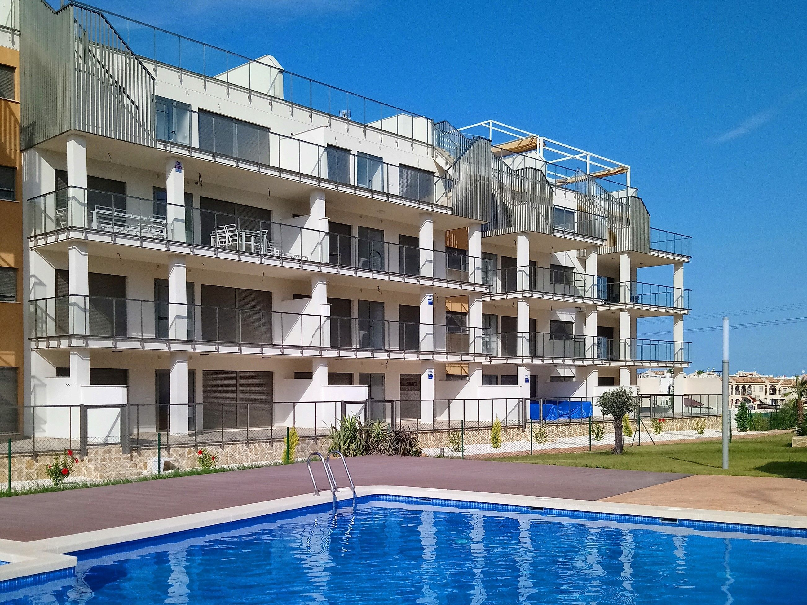 Ref:658030 Apartment For Sale in Villamartin