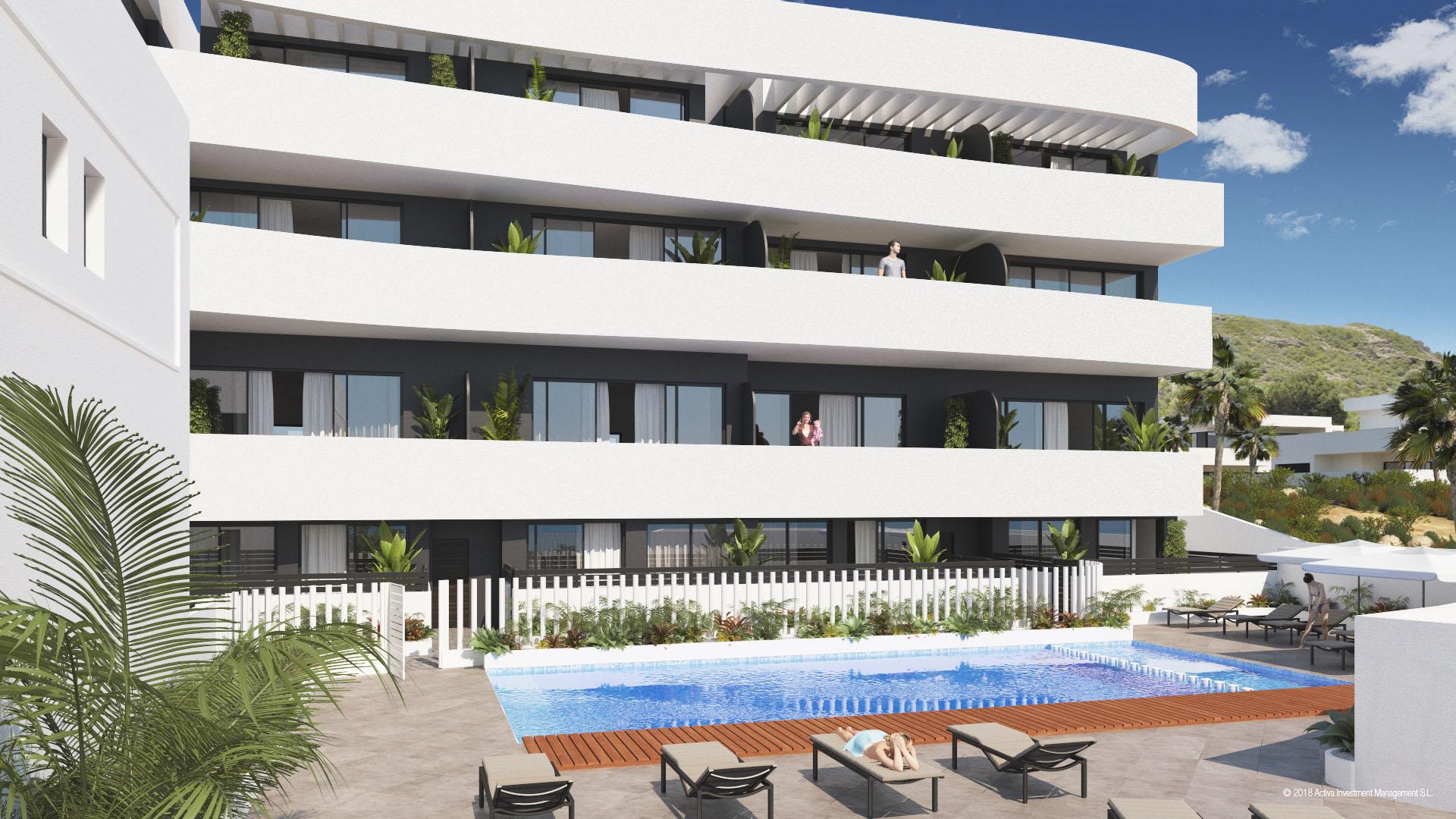 Ref:658031 Apartment For Sale in Guardamar del Segura