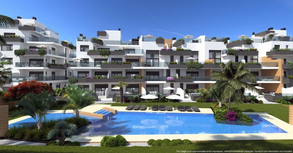 Ref:658102 Apartment For Sale in Orihuela Costa