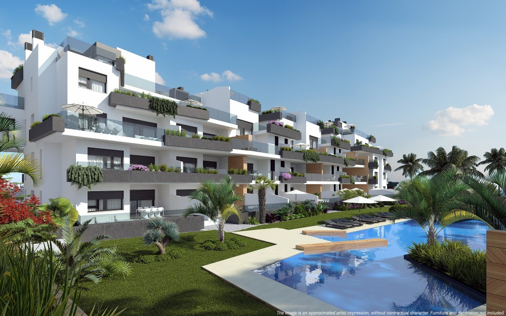 Ref:658203 Apartment For Sale in Orihuela Costa