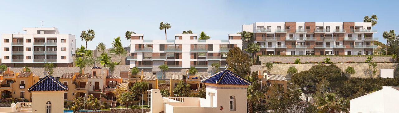Ref:656330 Apartment For Sale in Orihuela Costa