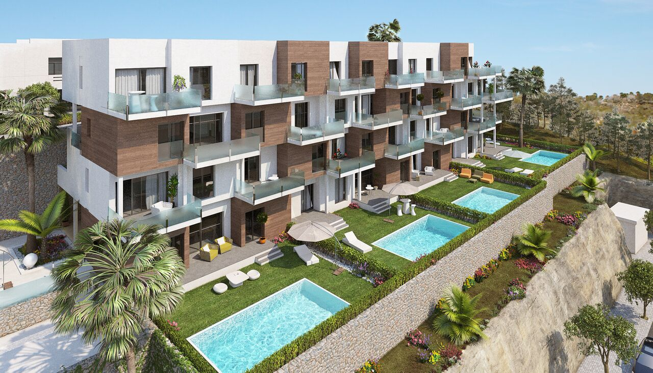 Ref:656342 Apartment For Sale in Orihuela Costa