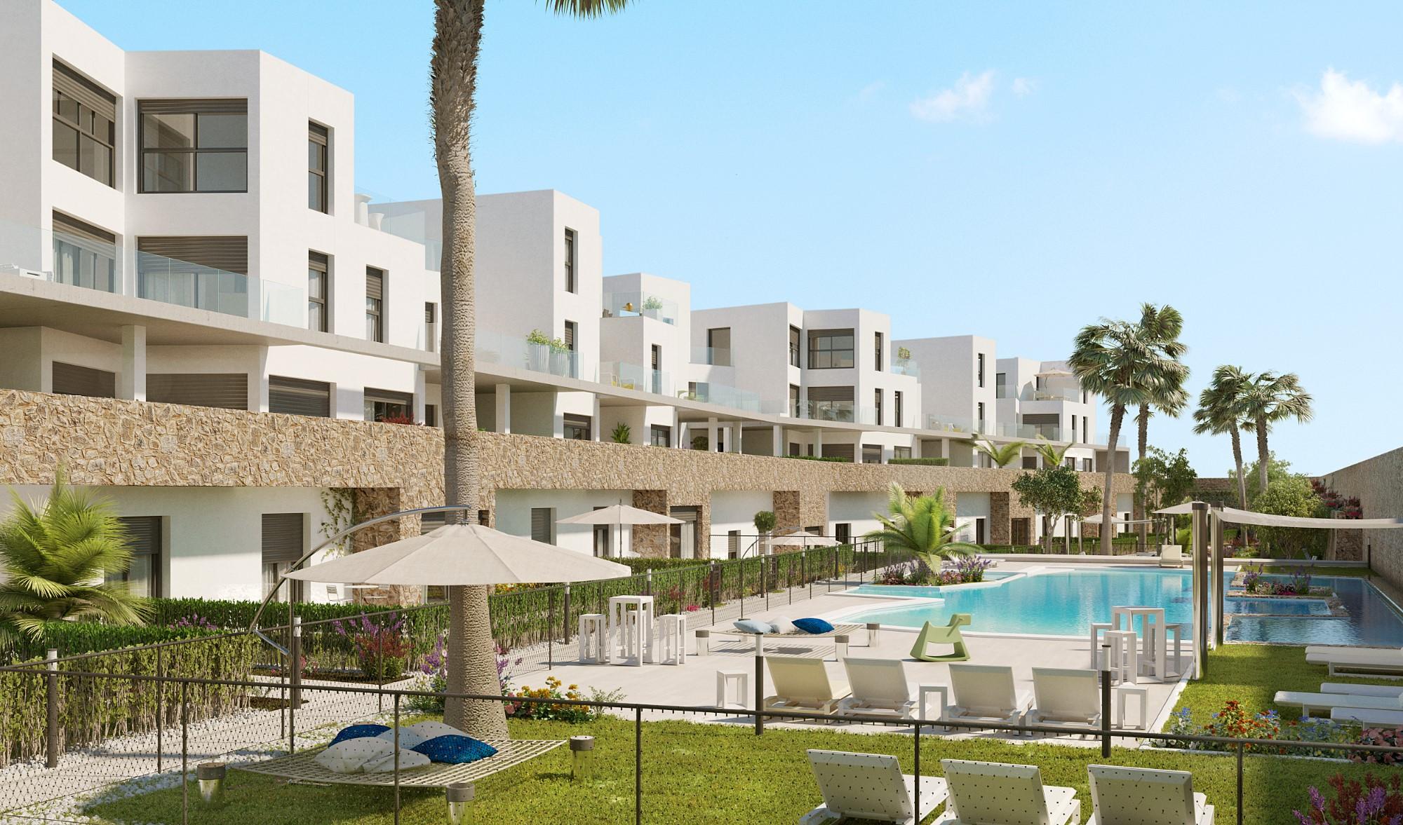 Ref:656805 Apartment For Sale in Orihuela Costa