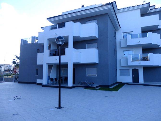 Nieuwbouw appartementen in Villamartin